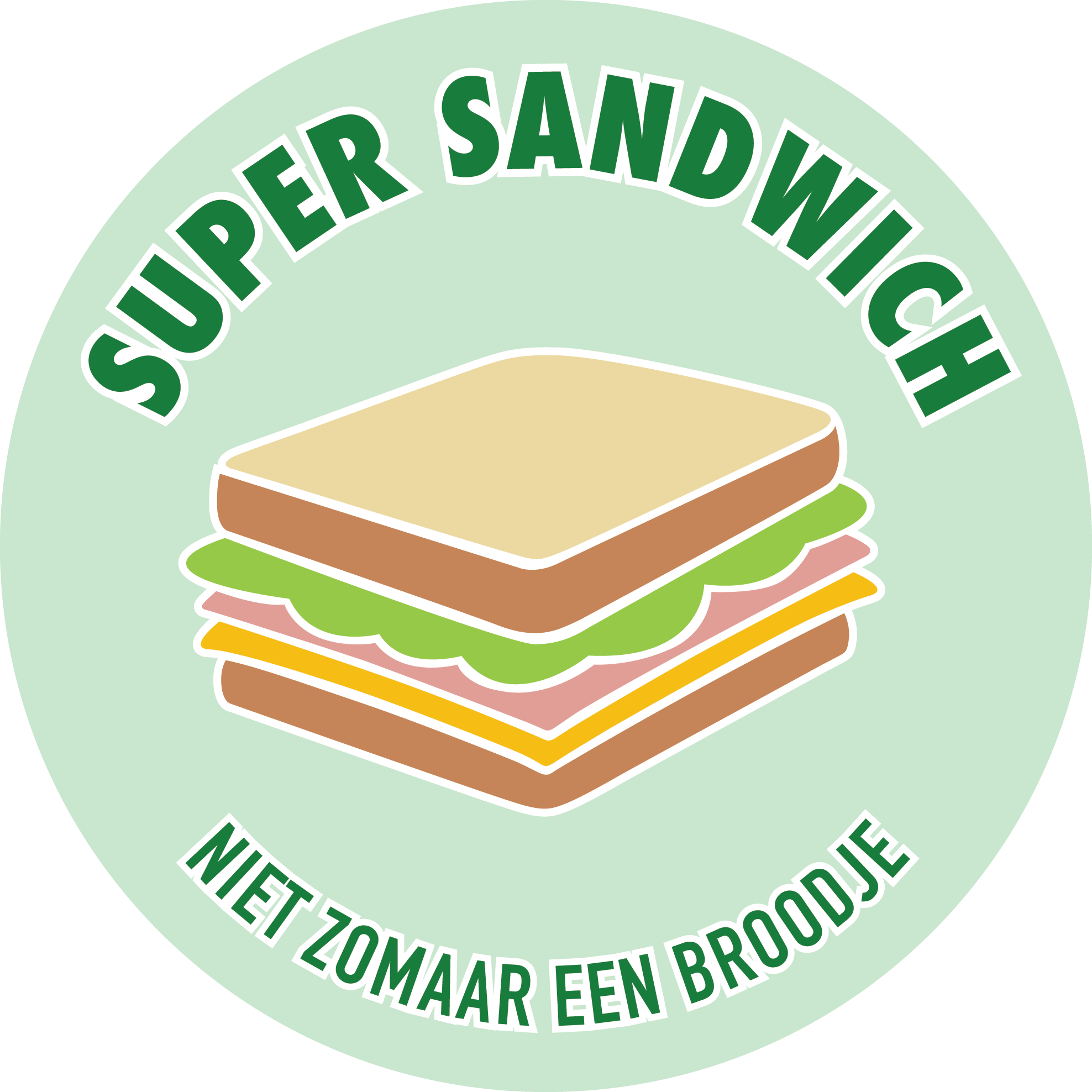 Super Sandwich Logo