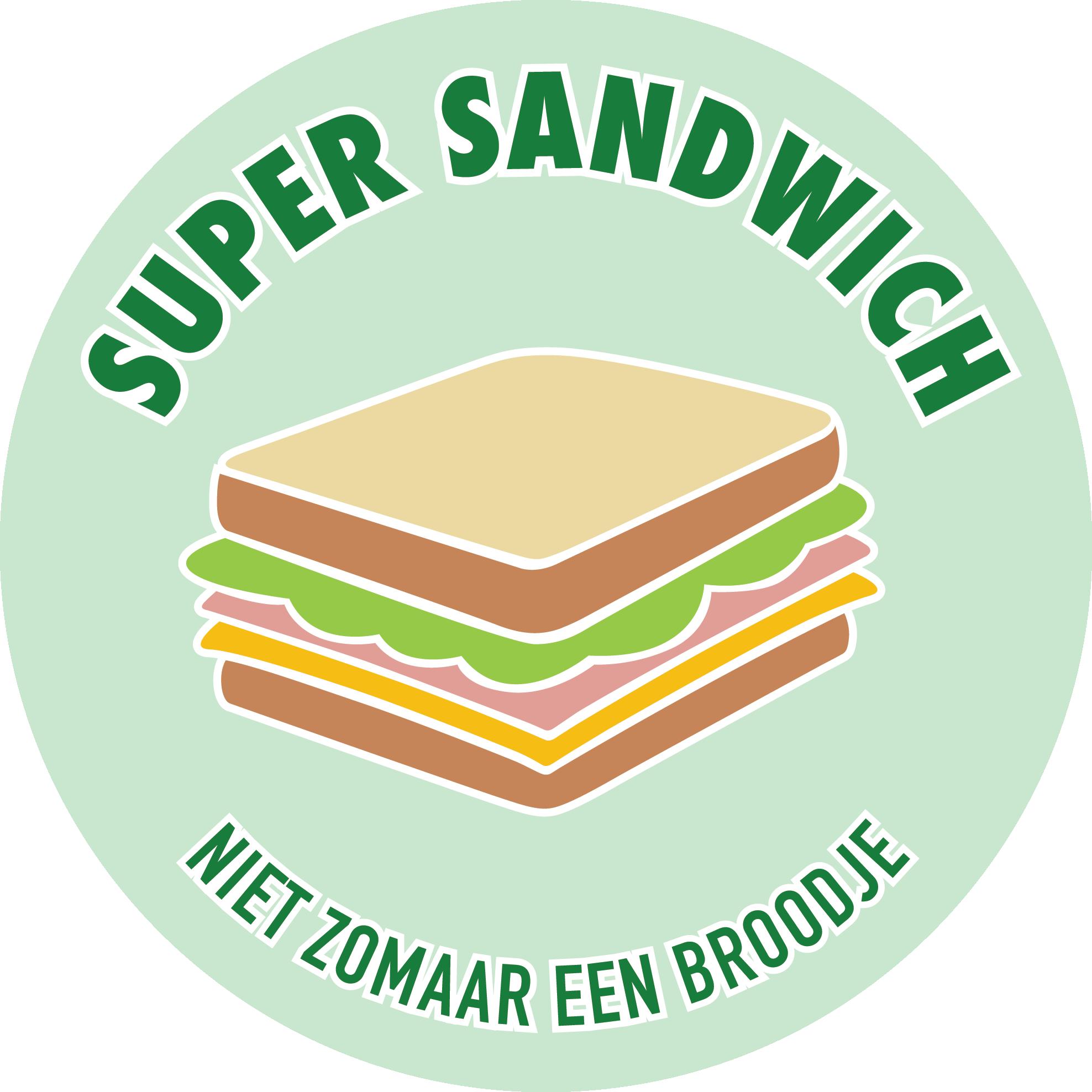 Super Sandwich Logo